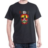 Anti-Terrorism Battalion <BR>Black T-Shirt 2