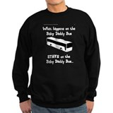 Baby Daddy Bus Sweatshirt