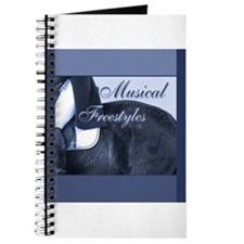 Dressage Musical Freestyle Note Journal