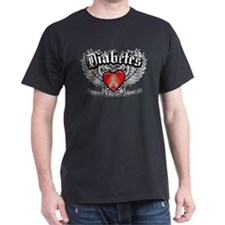 Diabetes Wings T-Shirt