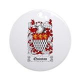 Quinton Ornament (Round)