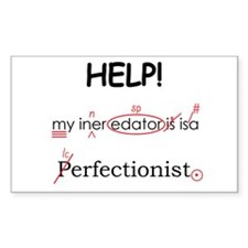 Perfectionist Editor Stickers