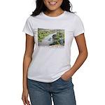 Santa Ana River Yeti Women's T-Shirt