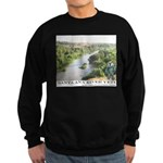 Santa Ana River Yeti Sweatshirt (dark)