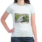 Santa Ana River Yeti Jr. Ringer T-Shirt