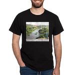Santa Ana River Yeti Dark T-Shirt