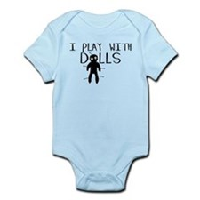 Play With Dolls Infant Bodysuit