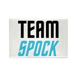 Team Spock Rectangle Magnet (100 pack)