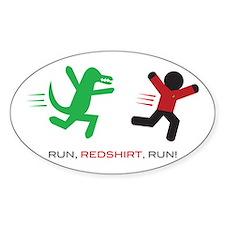 Run, Redshirt, Run! Decal