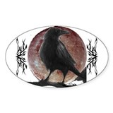 ravensstuffs raven moon Custom Decal