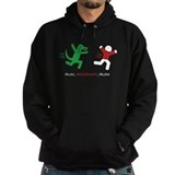 Run, Redshirt, Run! Hoody