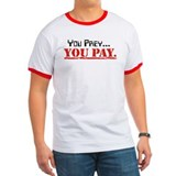 &quot;Prey/Pay&quot; T