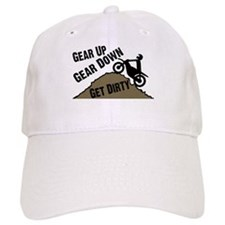 Get Dirty Baseball Cap