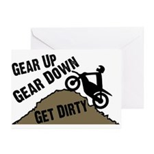 Get Dirty Greeting Cards (Pk of 10)