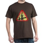 Starfleet Academy (worn look) Dark T-Shirt