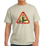 Starfleet Academy (worn look) Light T-Shirt