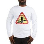 Starfleet Academy (worn look) Long Sleeve T-Shirt