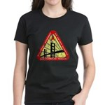 Starfleet Academy (worn look) Women's Dark T-Shirt