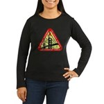 Starfleet Academy (worn look) Women's Long Sleeve