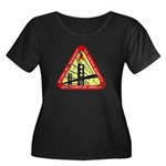 Starfleet Academy (worn look) Women's Plus Size Sc