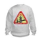 Starfleet Academy (worn look) Kids Sweatshirt