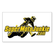 SupermotoJunkie.com Decal