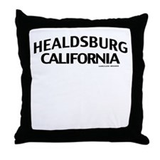 Healdsburg Throw Pillow