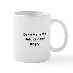 data goddess mug