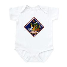 USS MARSHALL Infant Bodysuit