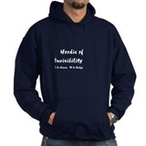 Hoodie of Invisibility