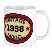 Birthday Vintage Model Year Small Mug