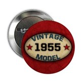 "Birthday Vintage Model Year 2.25"" Button"