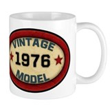 Birthday Vintage Model Year Mug