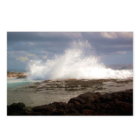 Ocean Wave Postcards (Package of 8)