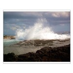 Ocean Wave Small Poster