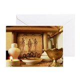 Lararium Greeting Cards (Pk of 10)