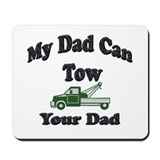 Cool Tow truck Mousepad