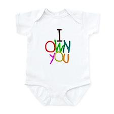 I OWN YOU Infant Bodysuit