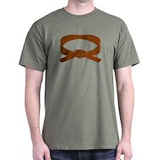 Brown Belt T-Shirt