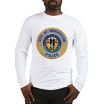 Henderson Police Long Sleeve T-Shirt