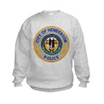 Henderson Police Kids Sweatshirt