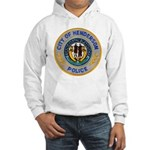 Henderson Police Hooded Sweatshirt