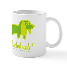 Radioactive Dachshund! Mug