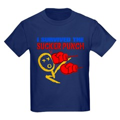 Sucker Punch Kids Dark T-Shirt