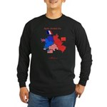 Cold War T-Sihrt Long Sleeve Dark T-Shirt