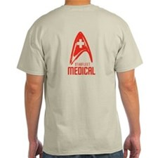 StarFleet Medical T-Shirt