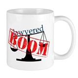 Unique Lawyer Mug