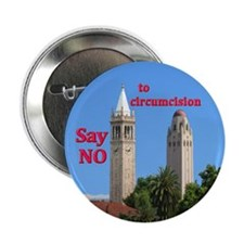 """Say No"" - The Two Towers 2.25"" Button (10 pack)"