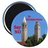 """Say No"" - The Two Towers 2.25"" Magnet (10 pack)"