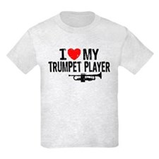 I love My Trumpet Player T-Shirt